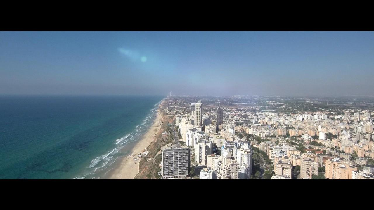 Netanya, the riviera of Israel
